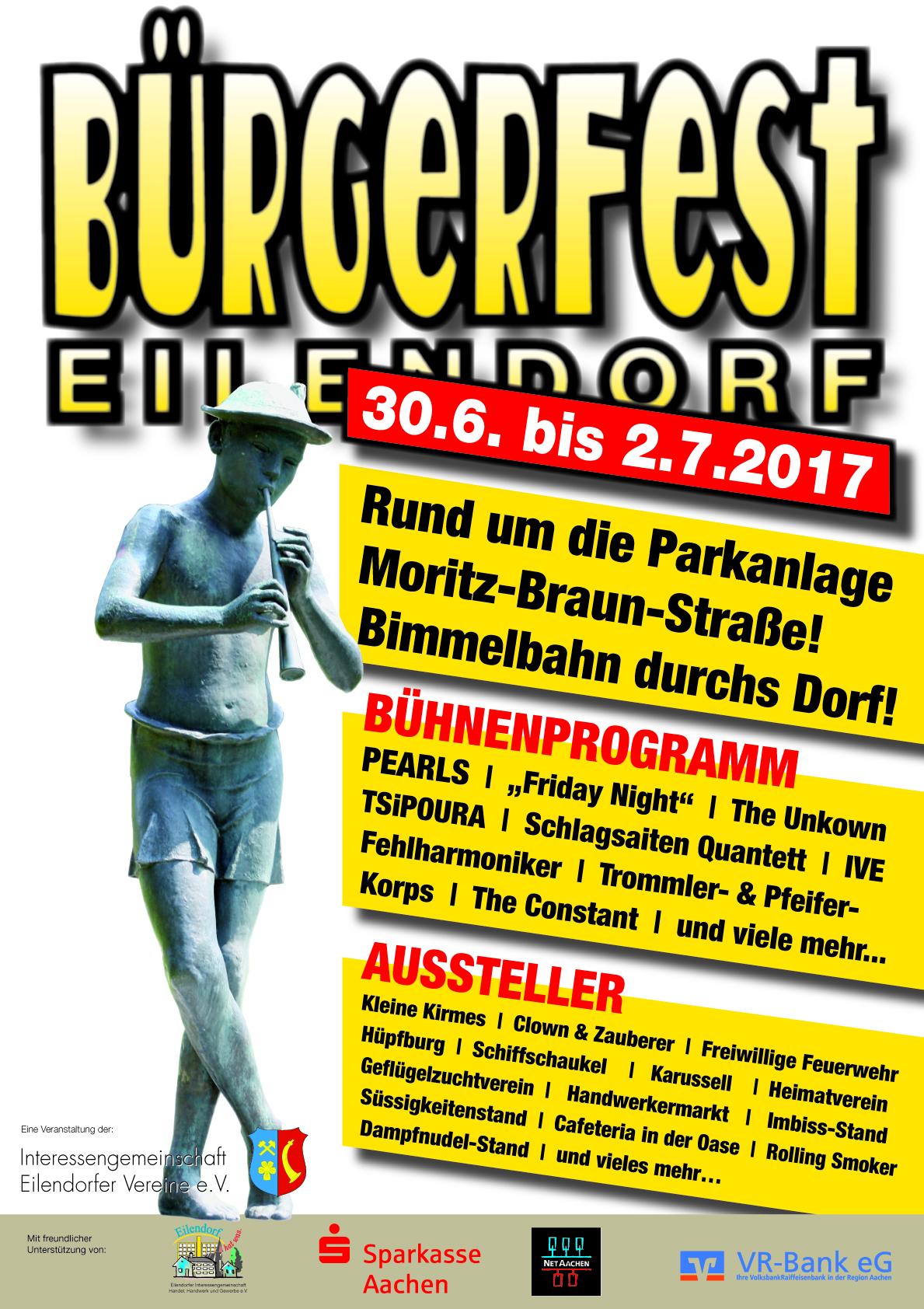 Bürgerfest 2017