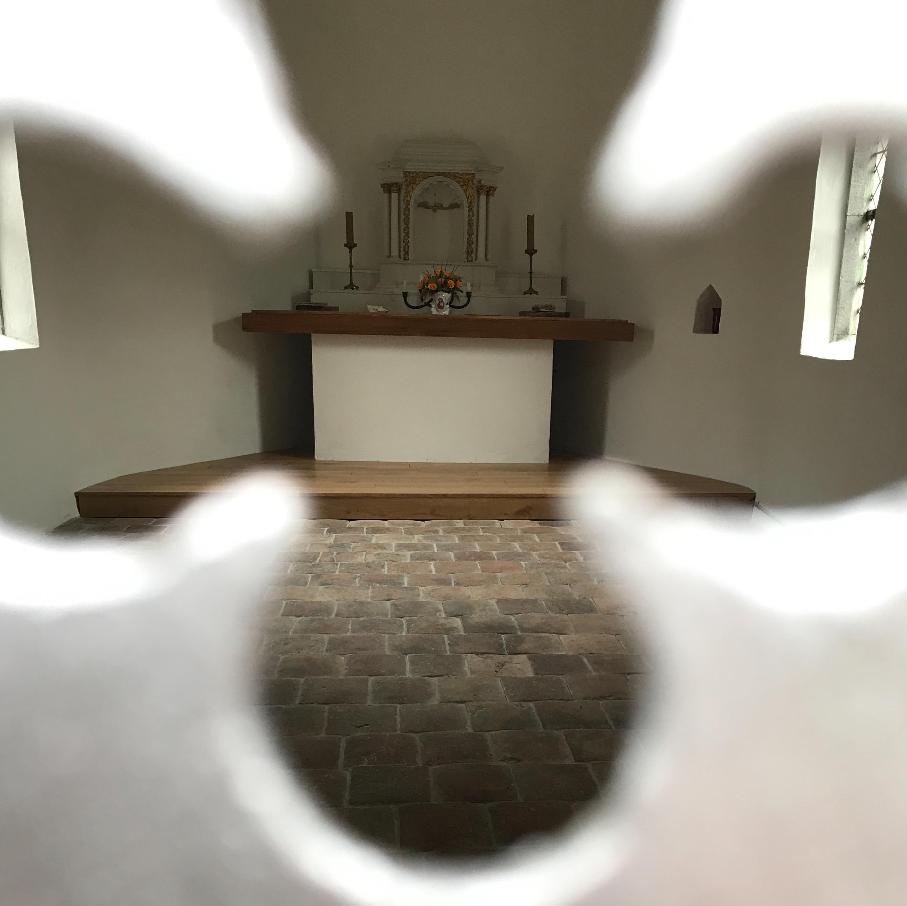 Wo ist die Kapelle?